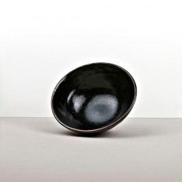 Bol pentru tăiței Made In Japan Tenmokku, ⌀ 20 cm, negru