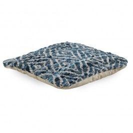 Pernă cu umplutură Geese Valencia, 45x 45 cm, albastru