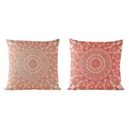 Set 2 perne Villa Collection, 45 x 45 cm, motive orientale