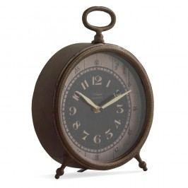 Ceas de masă Geese Old, auriu