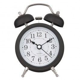 Ceas deșteptător Clayre & Eef Dunno, negru