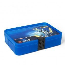 Cutie depozitare comprtimentată LEGO® NEXO Knights, albastru