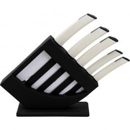 Set cuţite cu suport Bergner, 5 piese