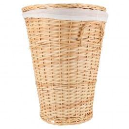 Coş de rufe Compactor Natural Laundry Basket