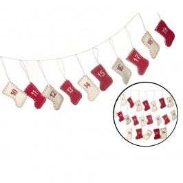 Calendar Advent Parlane Stocking