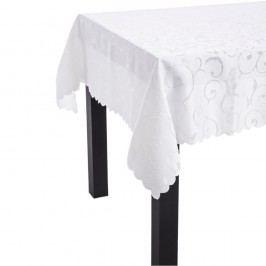 Față de masă Unimasa, 180 x 150 x 0,2 cm, alb