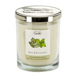 Lumânare parfumată Copenhagen Candles Mint & Eucalyptus, 40 ore