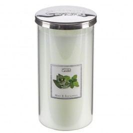 Lumânare parfumată Copenhagen Candles Mint & Eucalyptus Talll, 70 ore