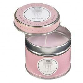 Lumânare parfumată în cutie Copenhagen Candles Baby Powder, 32 ore