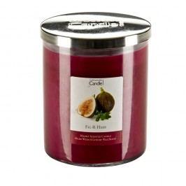 Lumânare parfumată Copenhagen Candles Fig & Herb, 70 ore