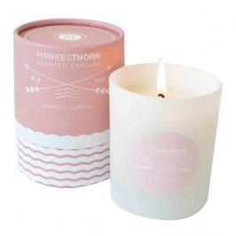 Lumânare parfumată Hawke&Thorn, aromă de vanilie Bourbon