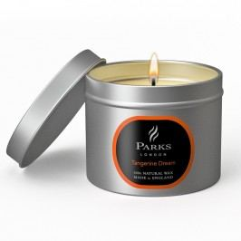 Lumânare parfumată Parks London, 25 ore, aromă mandarină