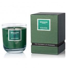 Lumânare parfumată în cutie cadou Bahoma London, aromă de lime