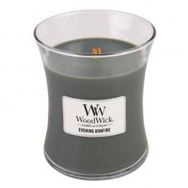 Lumânare parfumată WoodWick, aromă de copaci înverziți, 60 ore