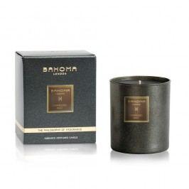 Lumânare parfumată Bahoma London, aromă de malț caramelizat, 75 ore