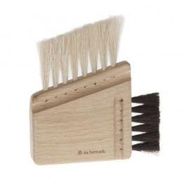 Perie din lemn și păr de cal pentru curățat tastatura Iris Hantverk