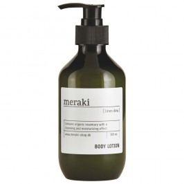 Loțiune de corp Meraki Linen Dew, 300 ml