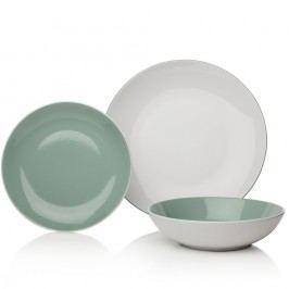 Set veselă din ceramică Sabichi Tone, 12 buc.
