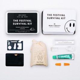 Kit călătorie pentru festival de muzică Men's Society Festival Survival
