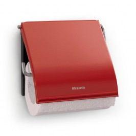 Suport pentru hârtie igienică Brabantia Spa, roșu