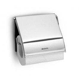 Suport pentru hârtie igienică Brabantia Spa, argintiu mat