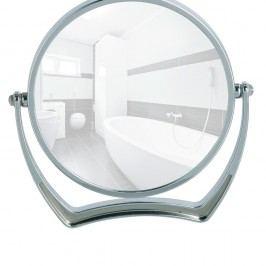 Oglindă cosmetică cromată Wenko Noale, Ø19 cm