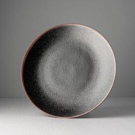 Farfurie ceramică Made In Japan Tenmokku, ⌀ 29 cm, negru