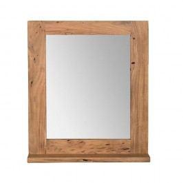 Oglindă de perete din lemn de salcâm Woodking Wellington