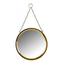 Oglindă de perete Villa Collection, auriu